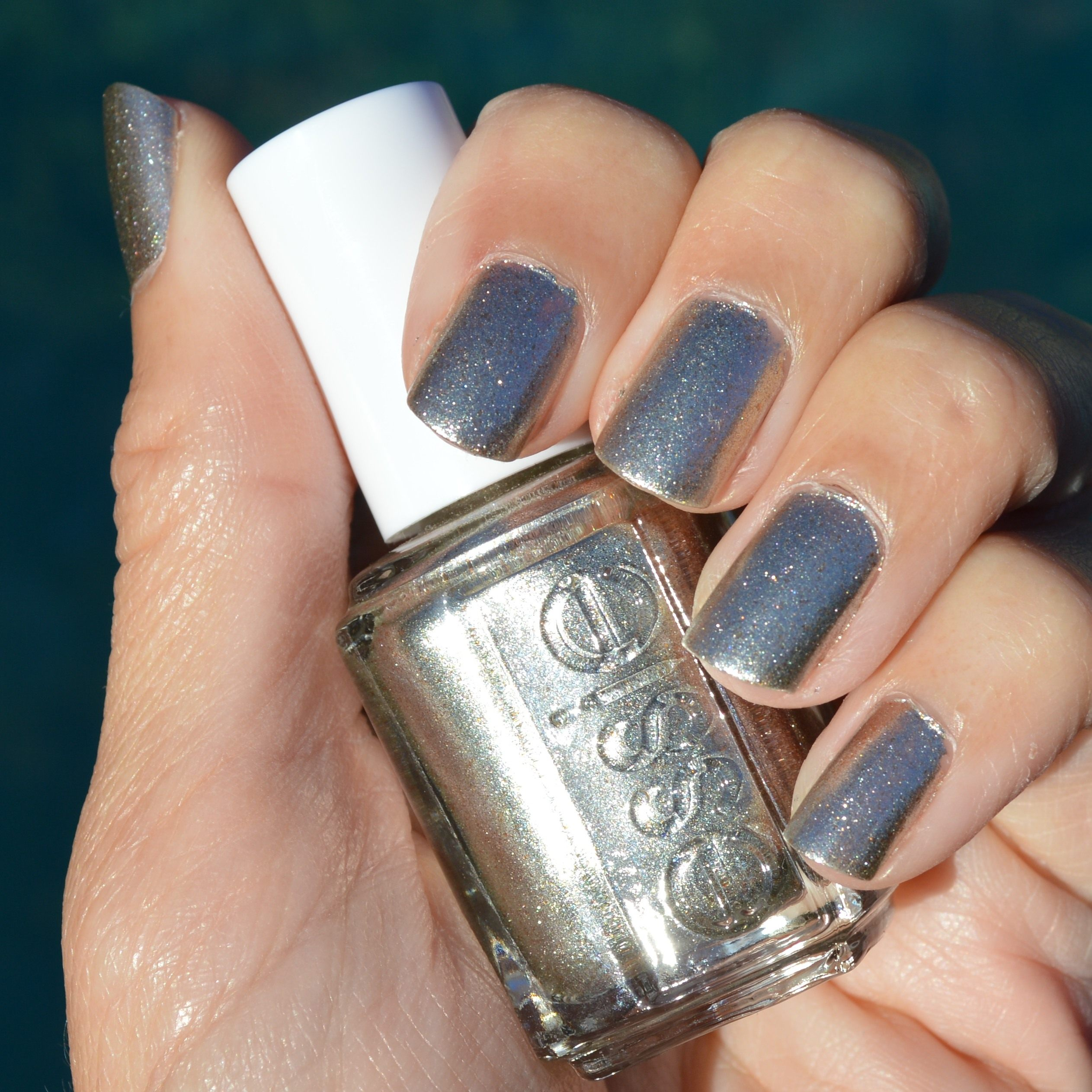 Winter Nail Polish Colors: Essie Jiggle Hi Jiggle Low Nail Polish From The Winter