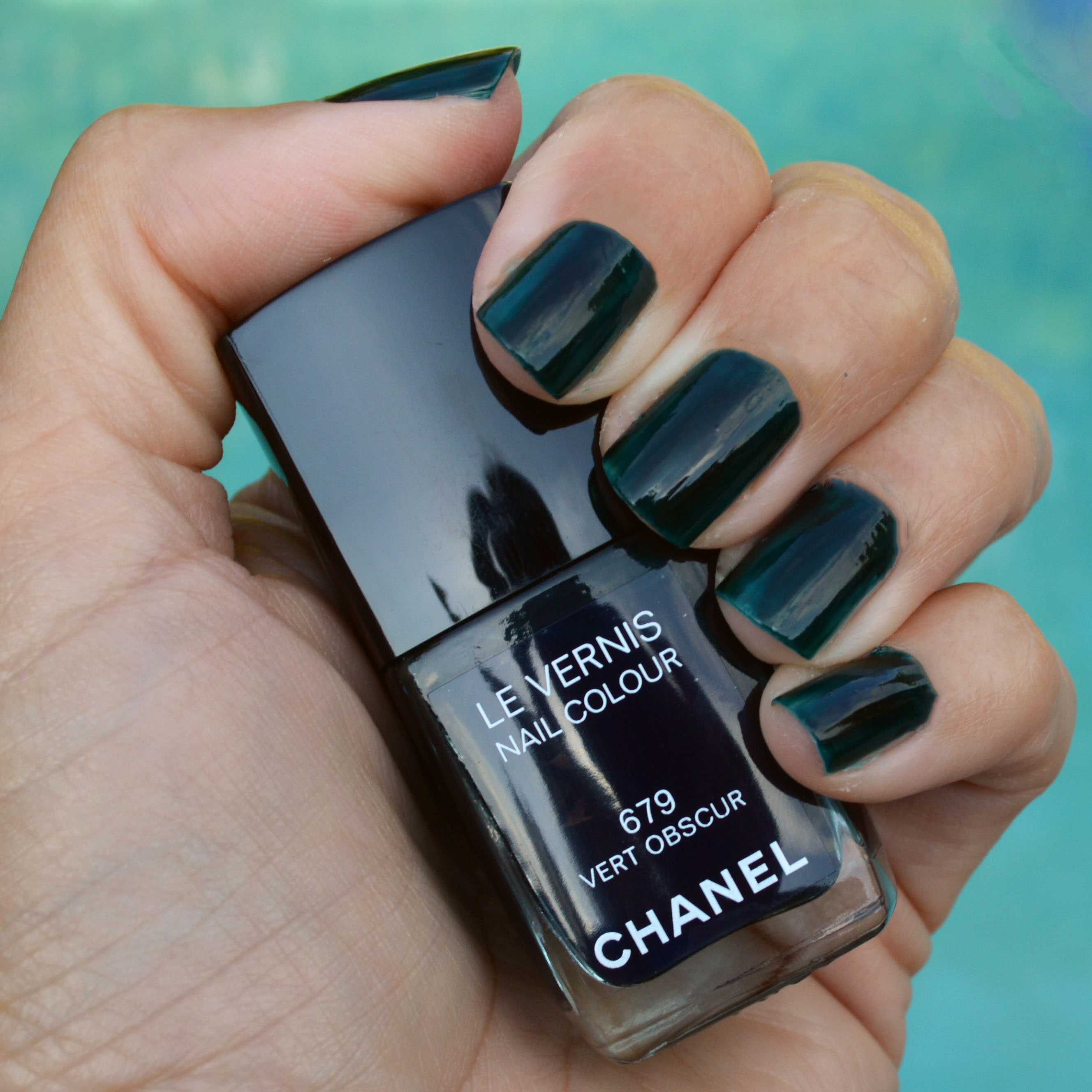 chanel vert obscur nail polish fall 2015 review – Bay Area Fashionista