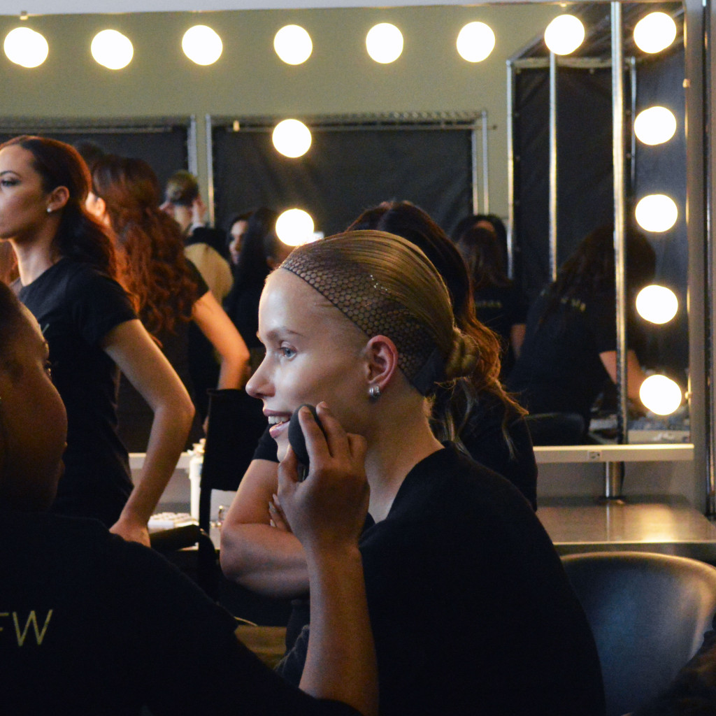 backstage with loreal at pamella roland – Bay Area Fashionista