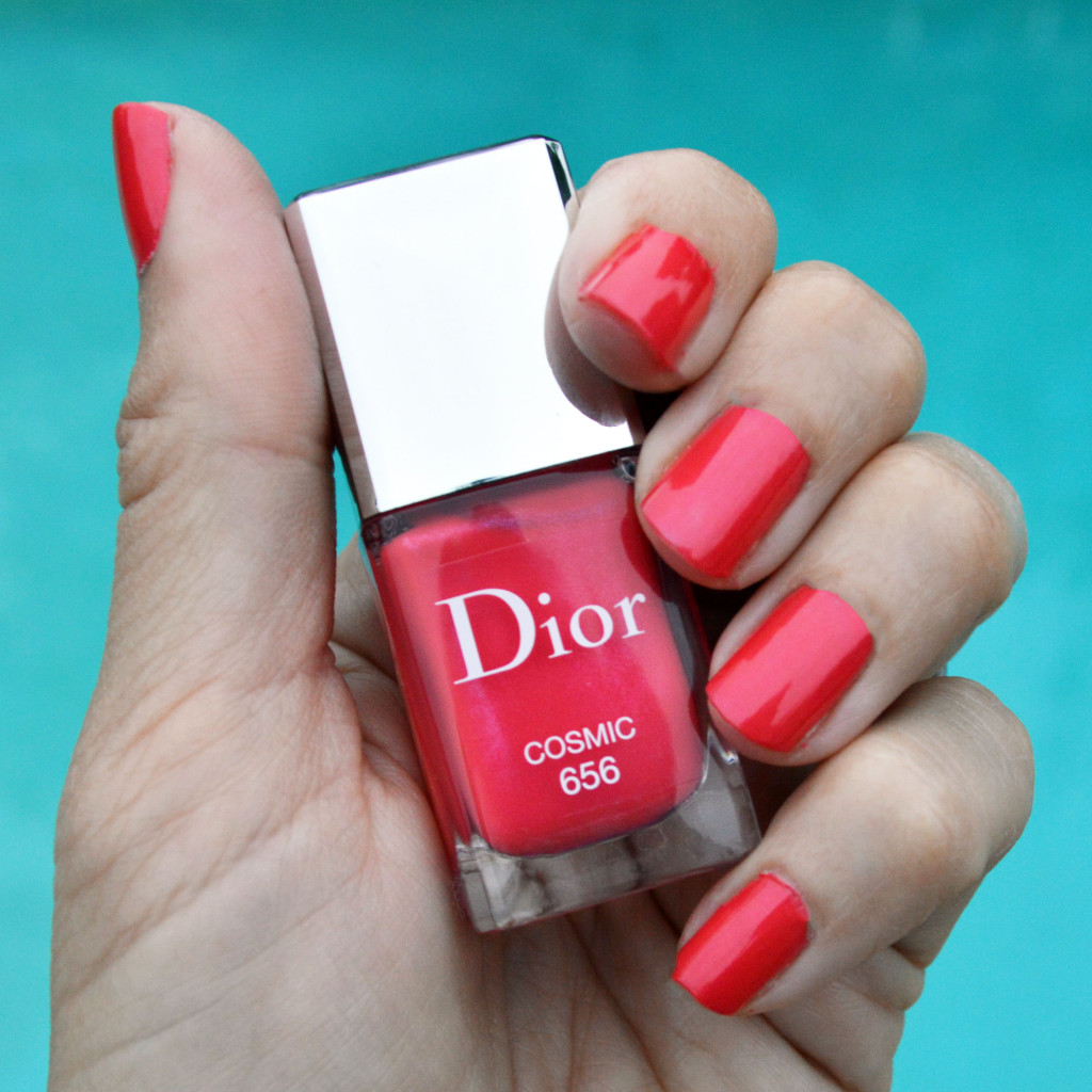 dior cosmic nail polish summer 2016 – Bay Area Fashionista