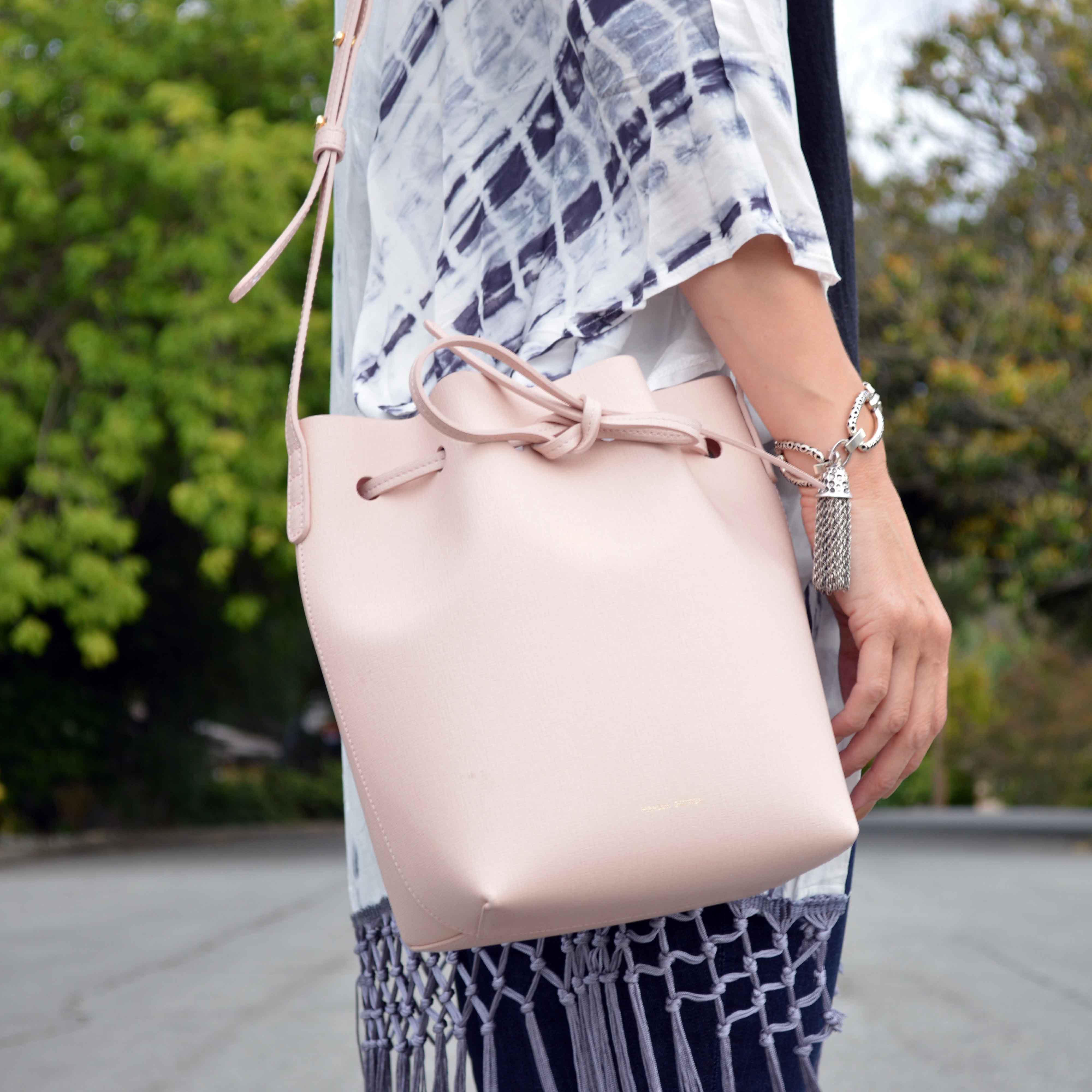 c65a7e5d8d86 mansur gavriel pink mini bucket bag – Bay Area Fashionista