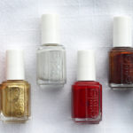 Essie Go With The Flowy nail polish review