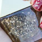 Kendra Scott Gold Leaf Transformative Coat nail polish review