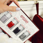 Essie Holiday nail polish collection