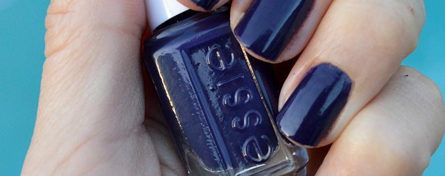 Essie No More Film nail polish review | Bay Area Fashionista