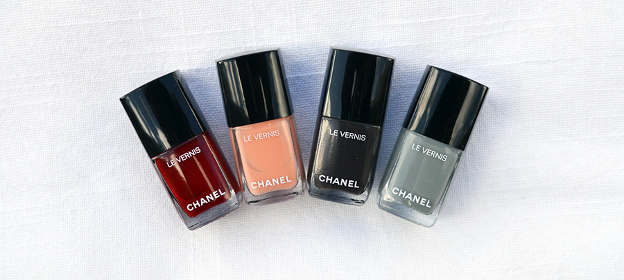 Chanel nail polish Act II for spring 2017 | Bay Area Fashionista