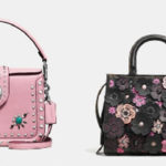 Coach spring 2017 handbags are what dreams are made of