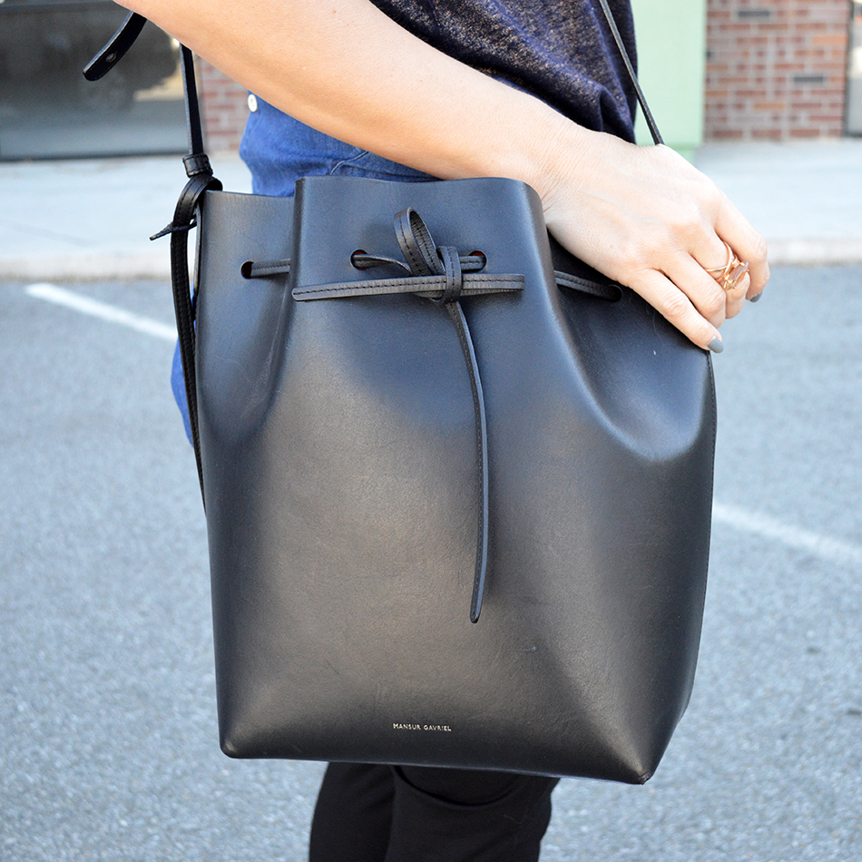 mansur gavriel it bag