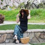 OhConcept spring maxi dress