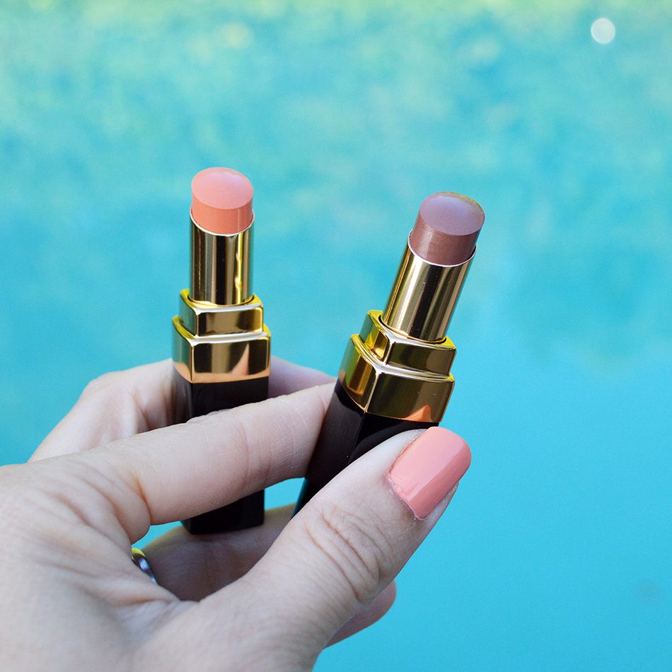 chanel rouge coco shine summer 2017 lipstick colors
