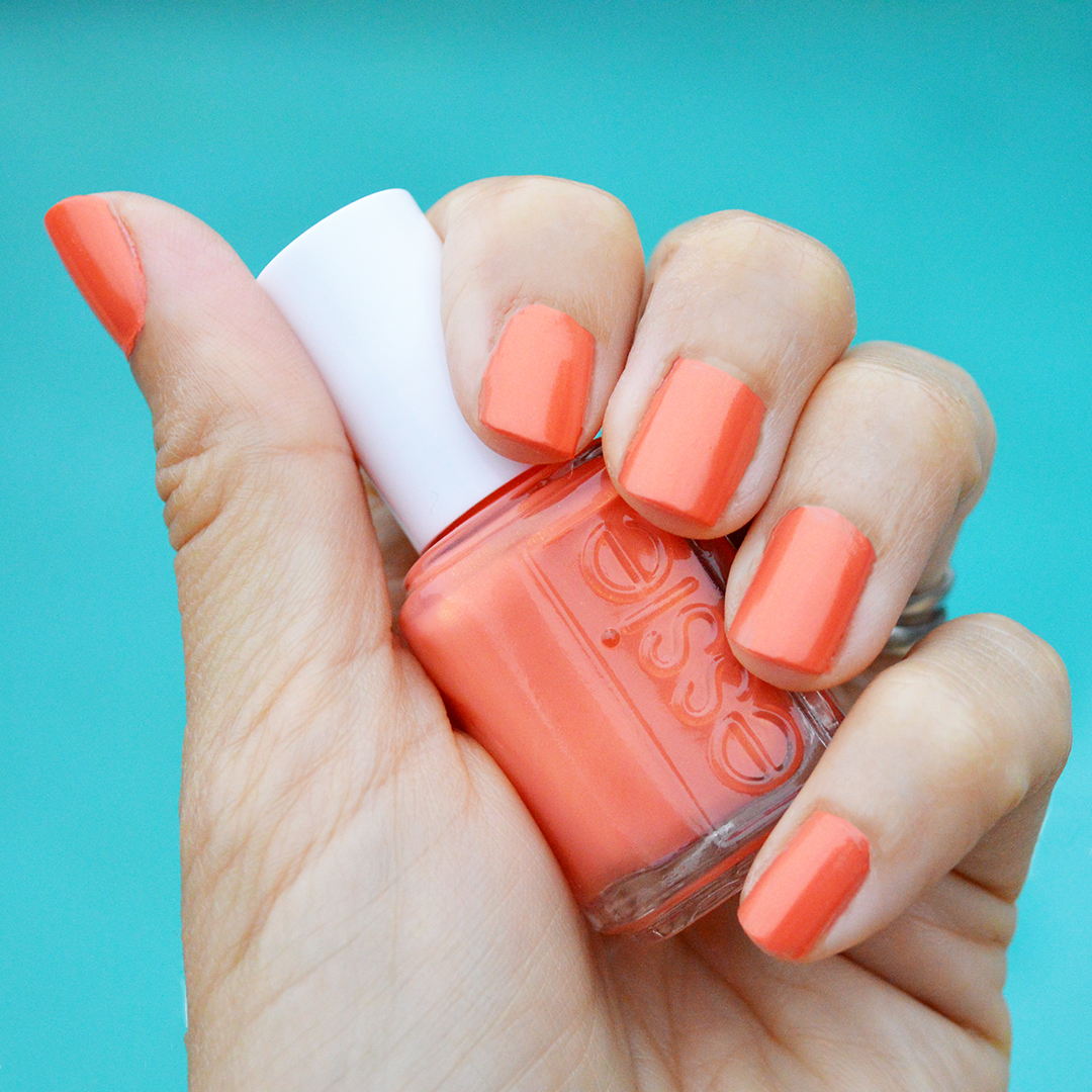 essie fondant of you nail polish summer 2017 | Bay Area Fashionista