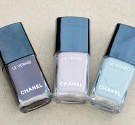 chanel fall 2017 nail polish collection review