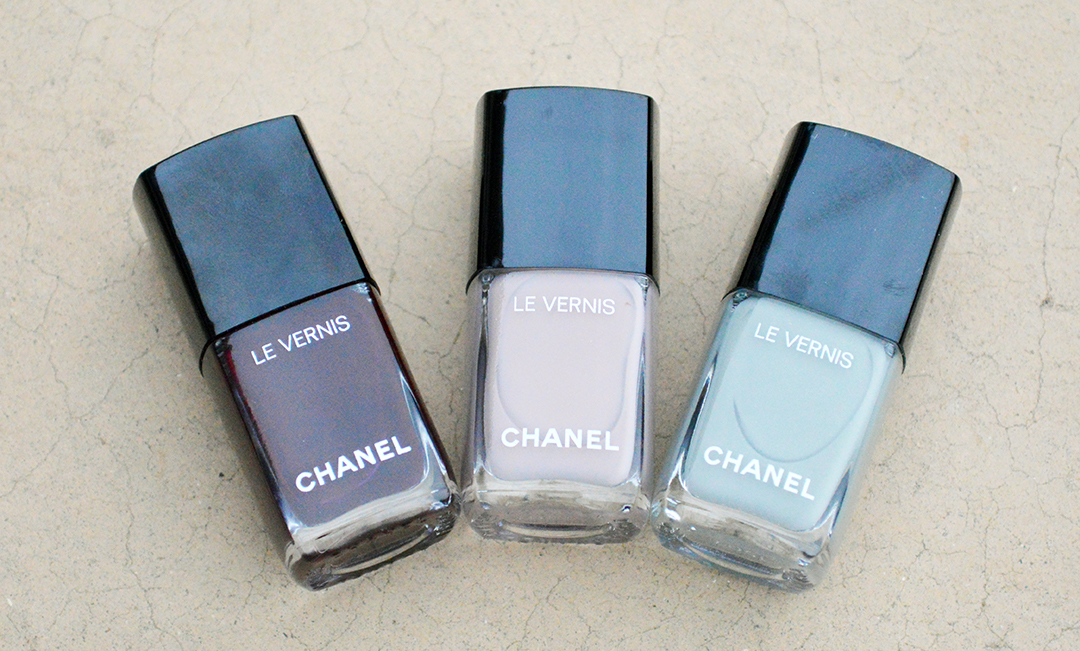 Chanel fall 2017 nail polish collection review | Bay Area Fashionista