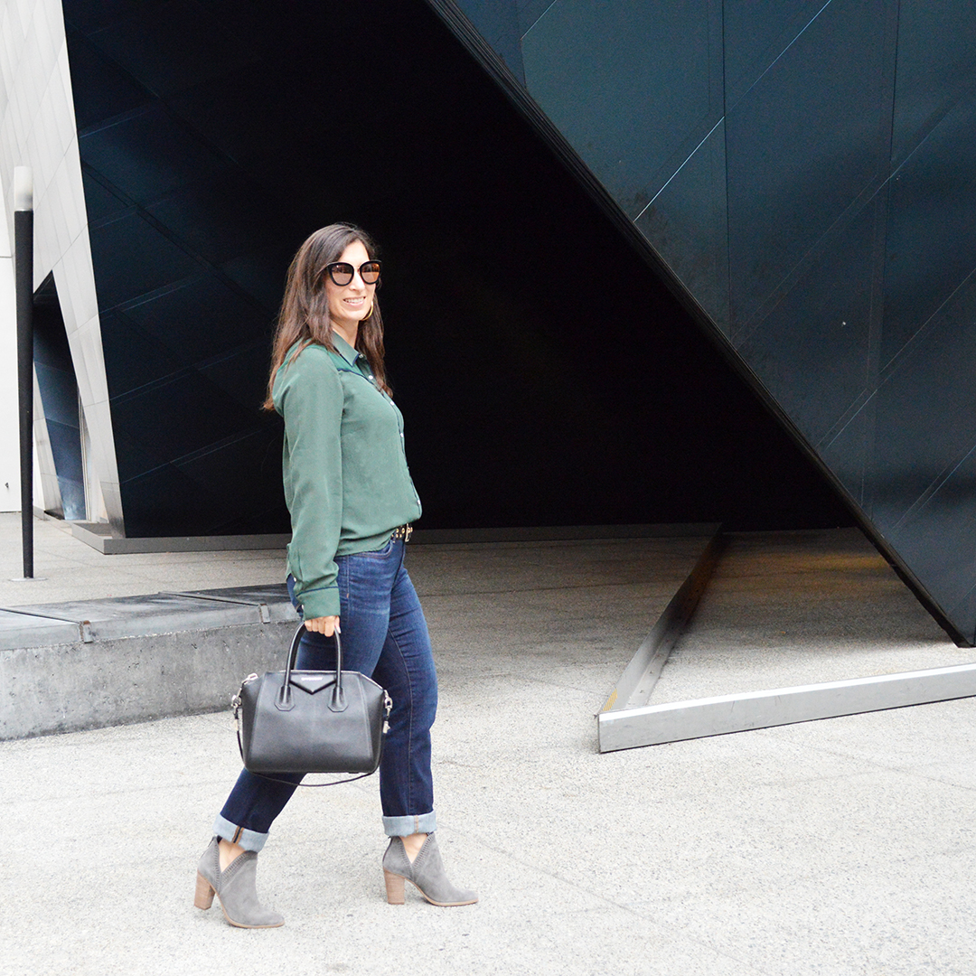 casual fall outfit idea san francisco fashion blogger