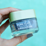 L'Oreal Pure Clay cleansers and a new mask