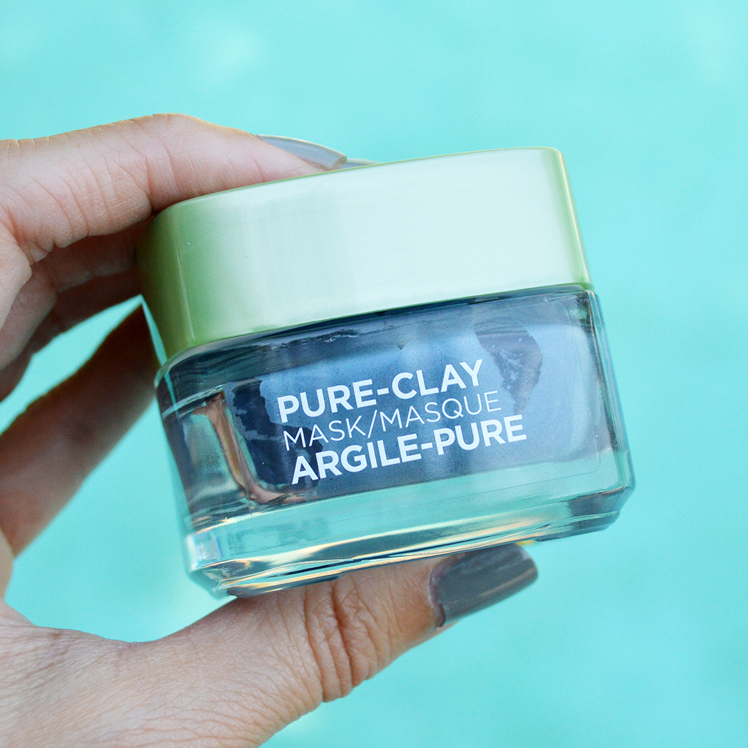 loreal pure clay collection review