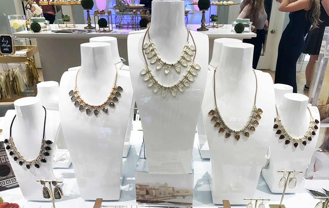 kendra scott fall 2017 collection