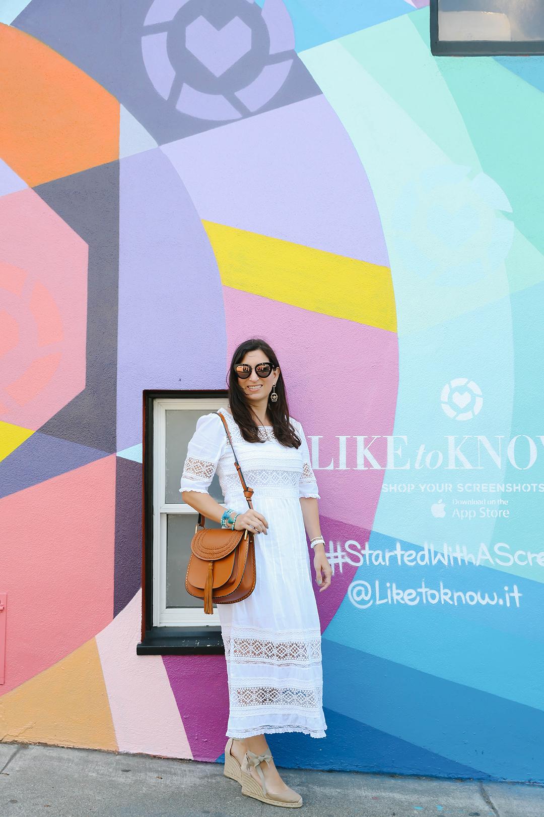 liketoknow.it wall san francisco blogger