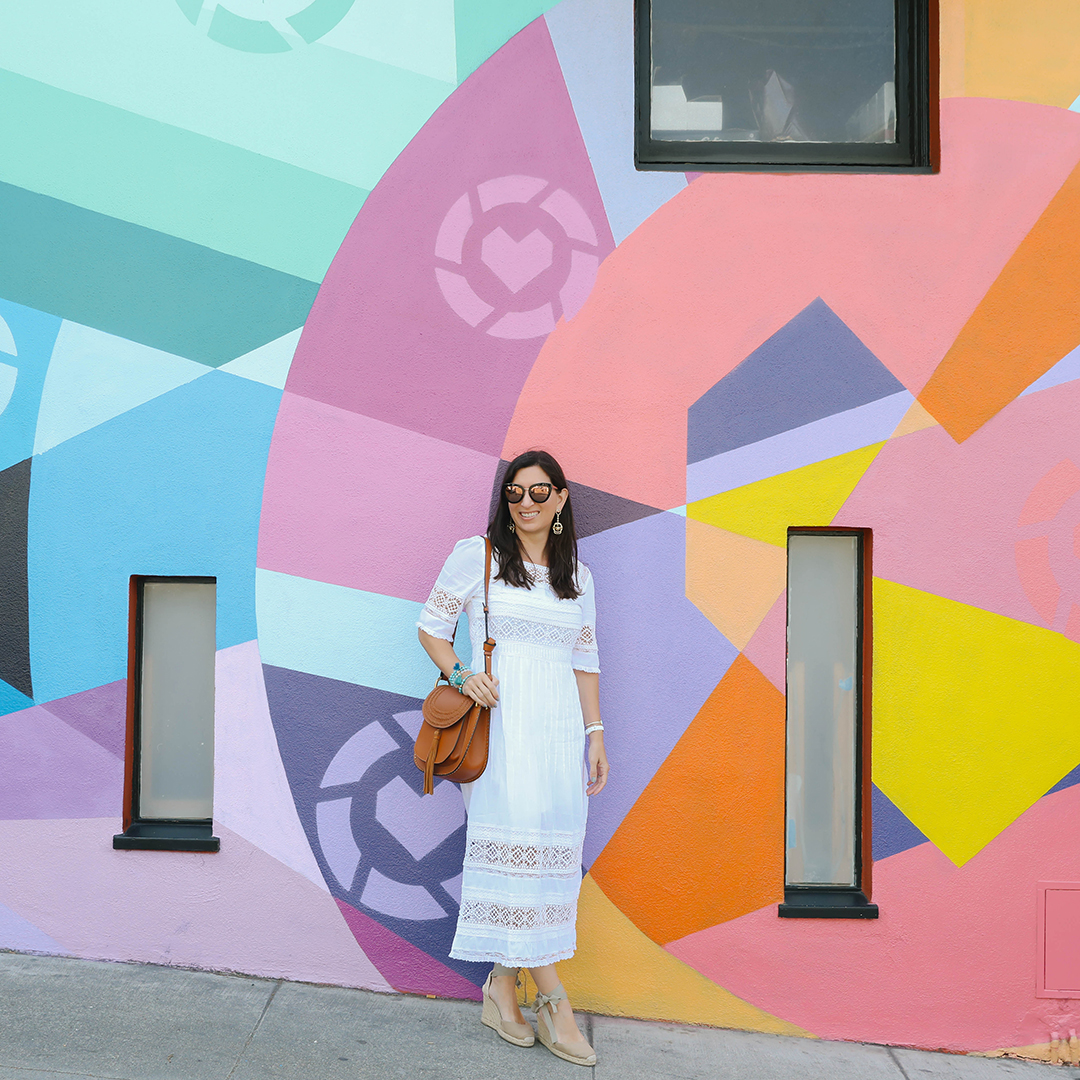 white dress under $100 san francisco