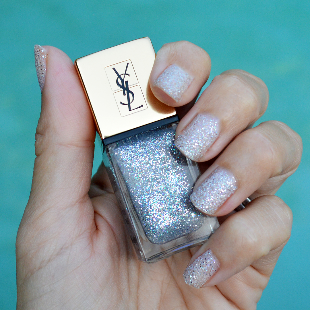 ysl nail polish studio silver fall 2017 review