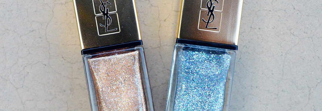YSL fall 2017 nail polish collection Studio 54 review