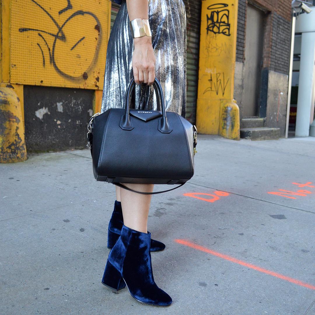 fall handbag shoe trends