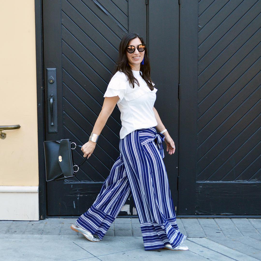 affordable wide leg pants