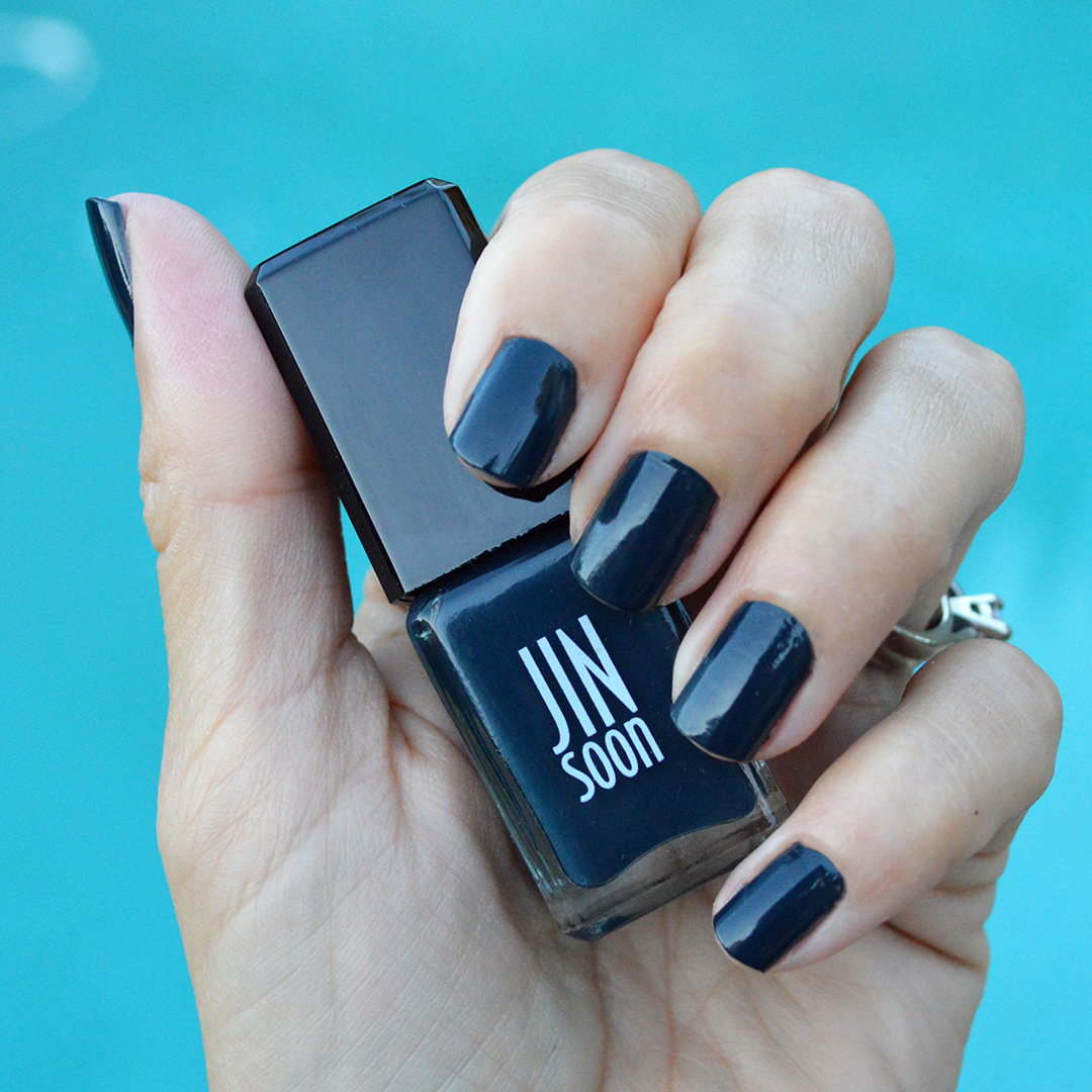 jinsoon Abyss nail polish fall 2017 review