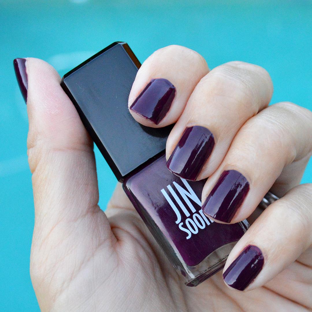 jinsoon fable nail polish fall 2017 review