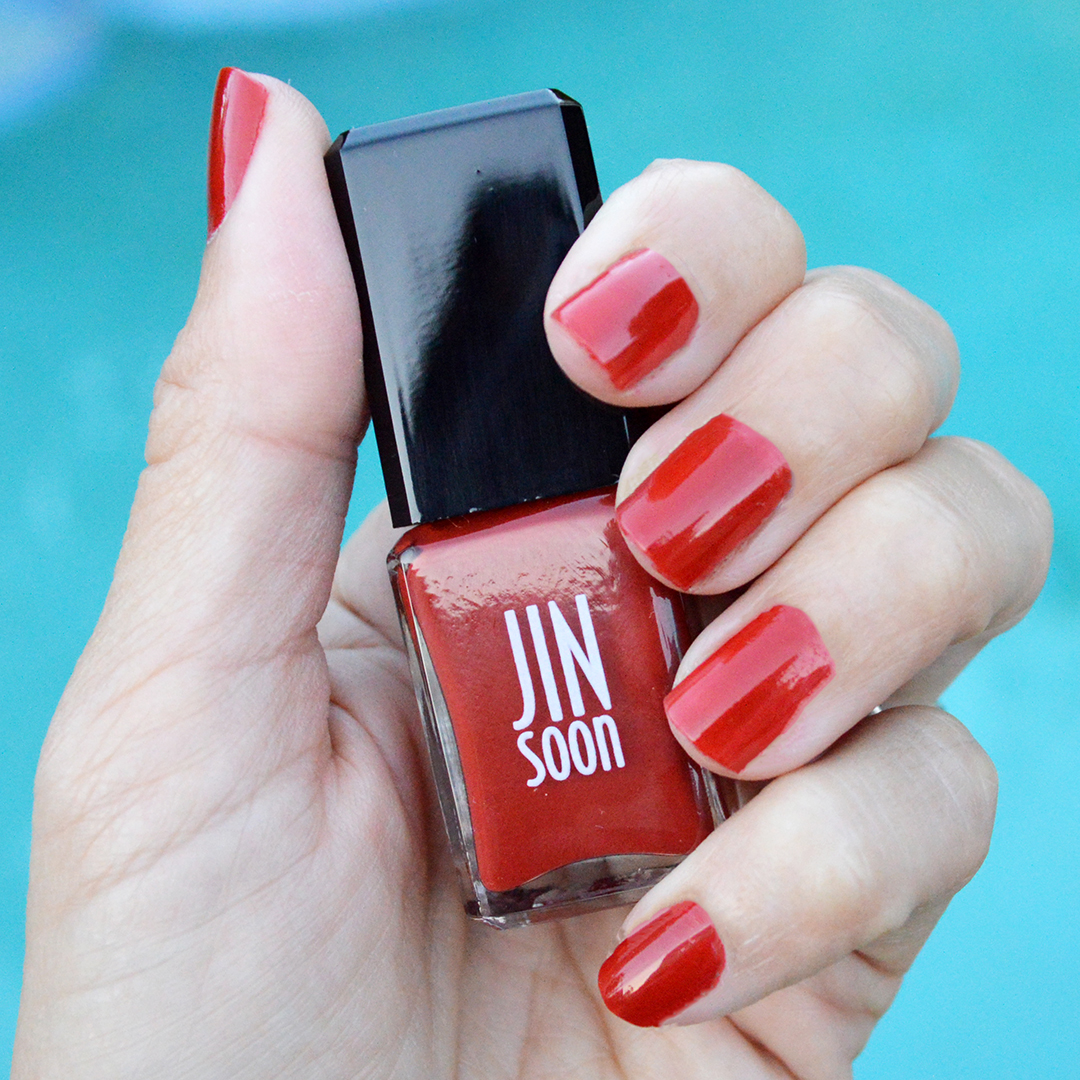 JINsoon fall 2017 nail polish collection review – Bay Area
