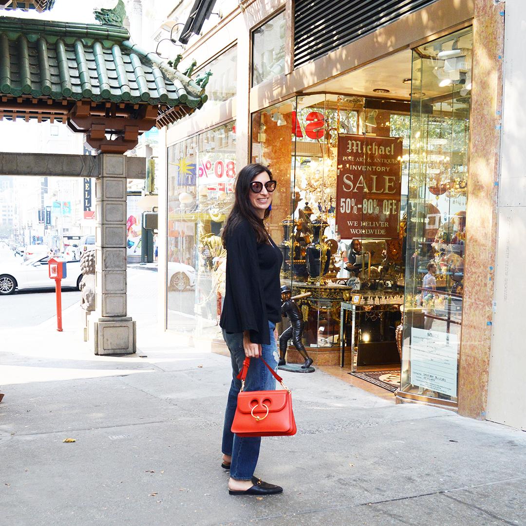 san francisco street style blogger