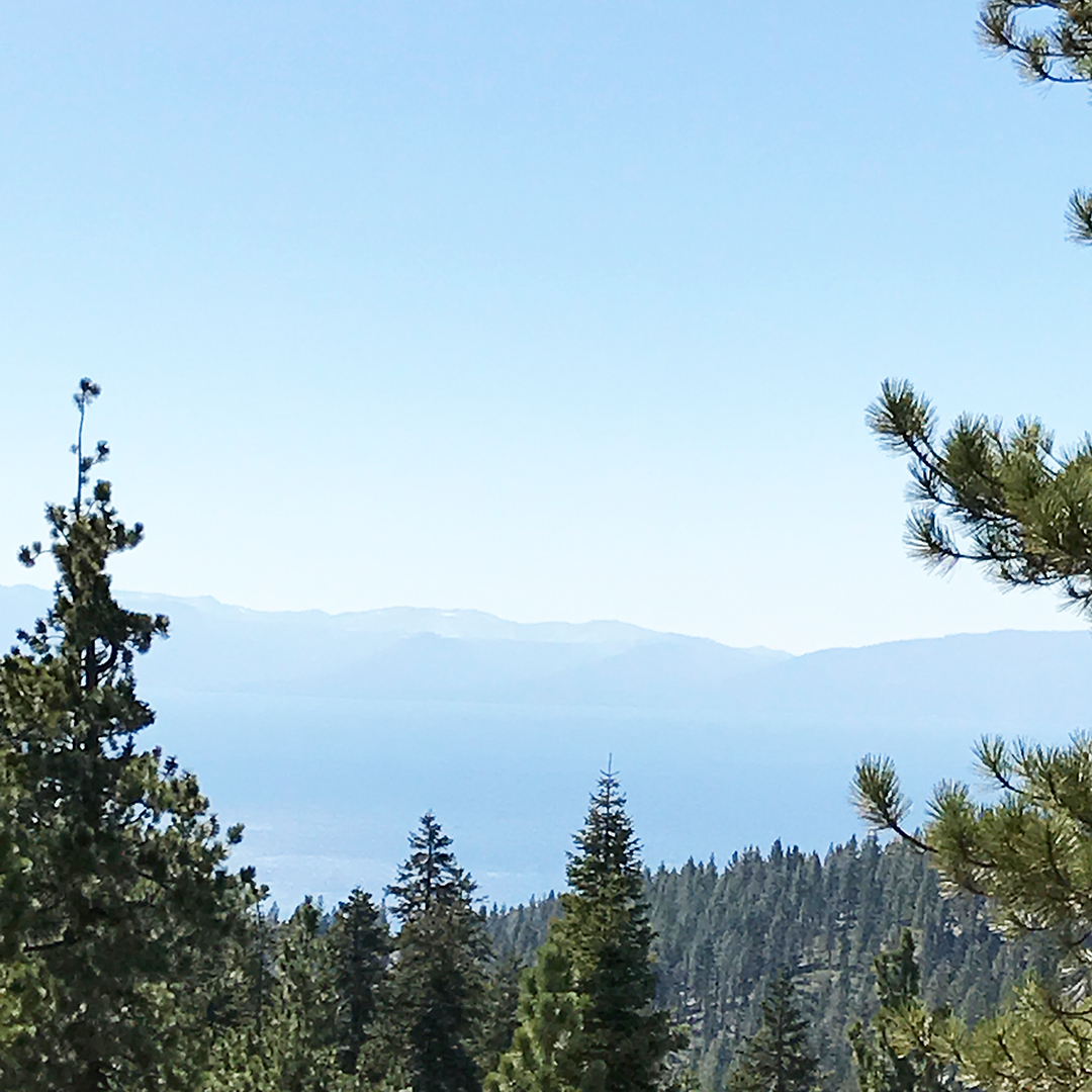 family friendly trails tahoe area