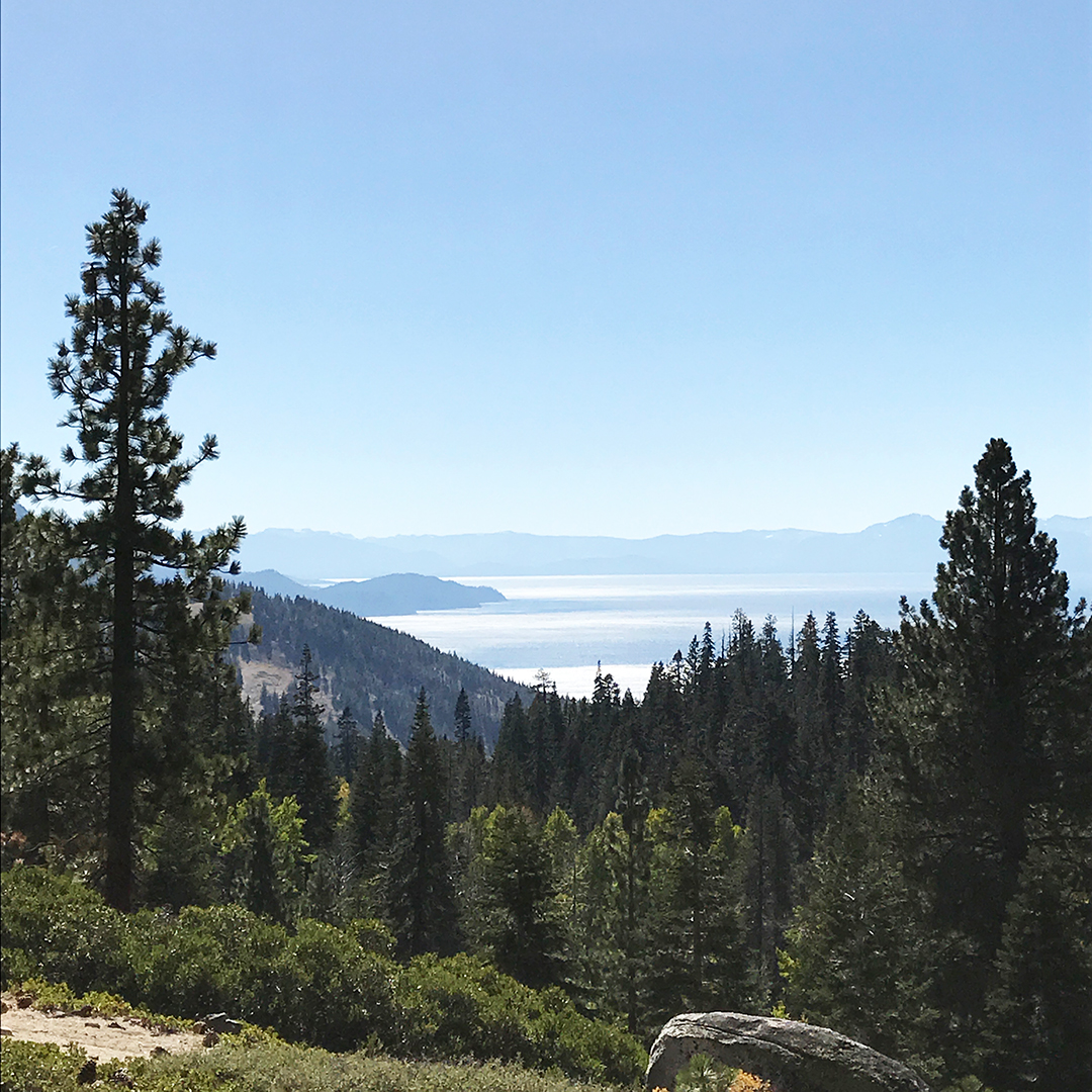 incline flume trail lake tahoe