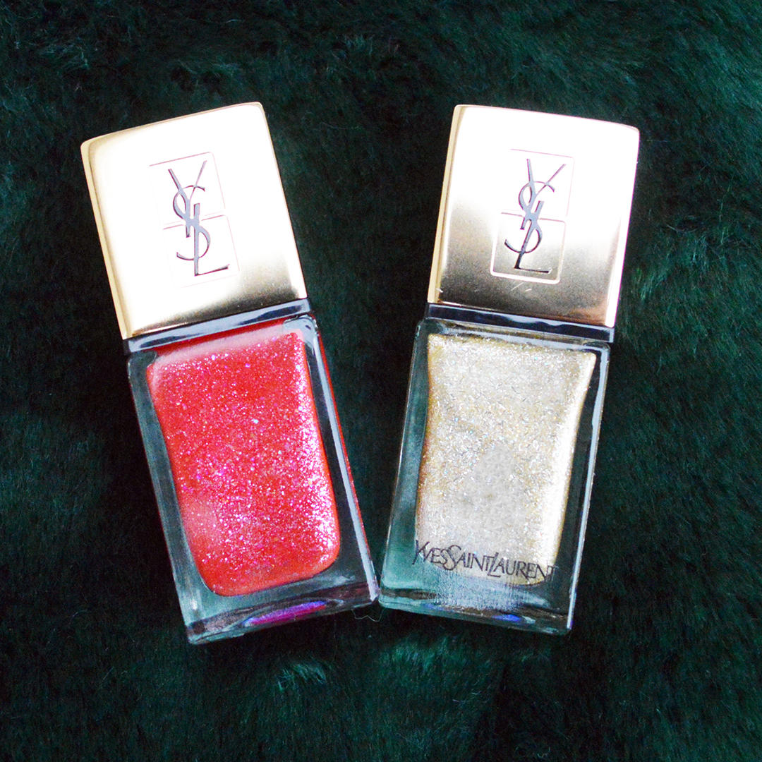 YSL holiday 2017 nail polish collection review