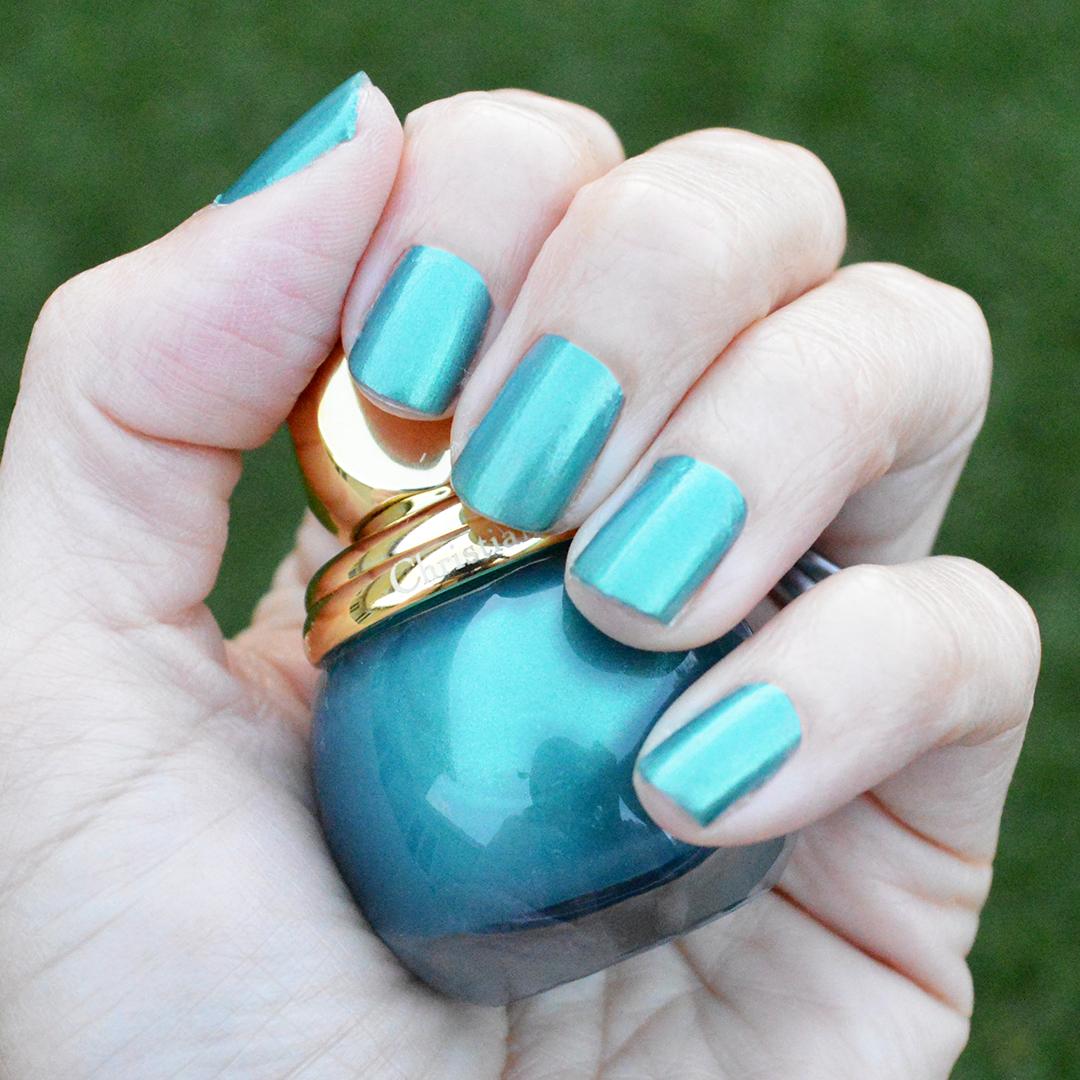 Dior Diorific Nail Varnish Nail Ftempo
