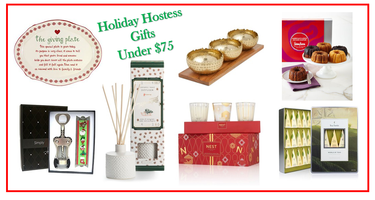 holiday hostess gifts under $75 holiday gift guide