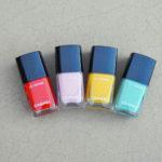 Chanel nail polish spring 2018 review