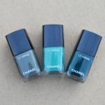 Chanel winter 2018 nail polish review | Chanel Collection Chiffree