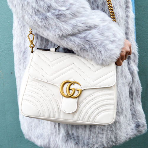 Gucci Marmont Lady Bag review
