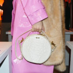 Street style handbags New York Fashion Week February 2018