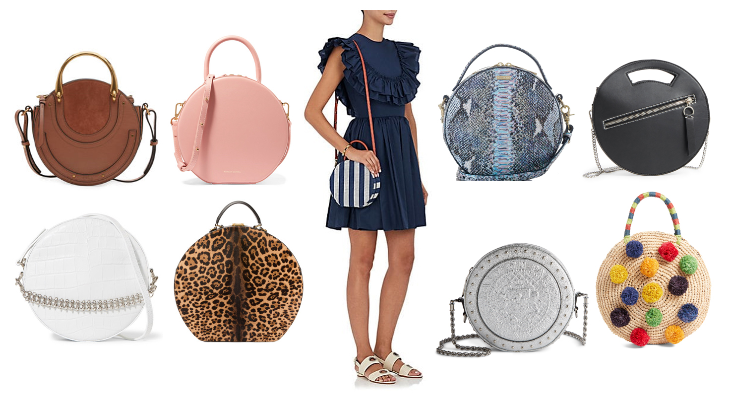 circle bags spring 2018 handbag trends it bags – Bay Area ...