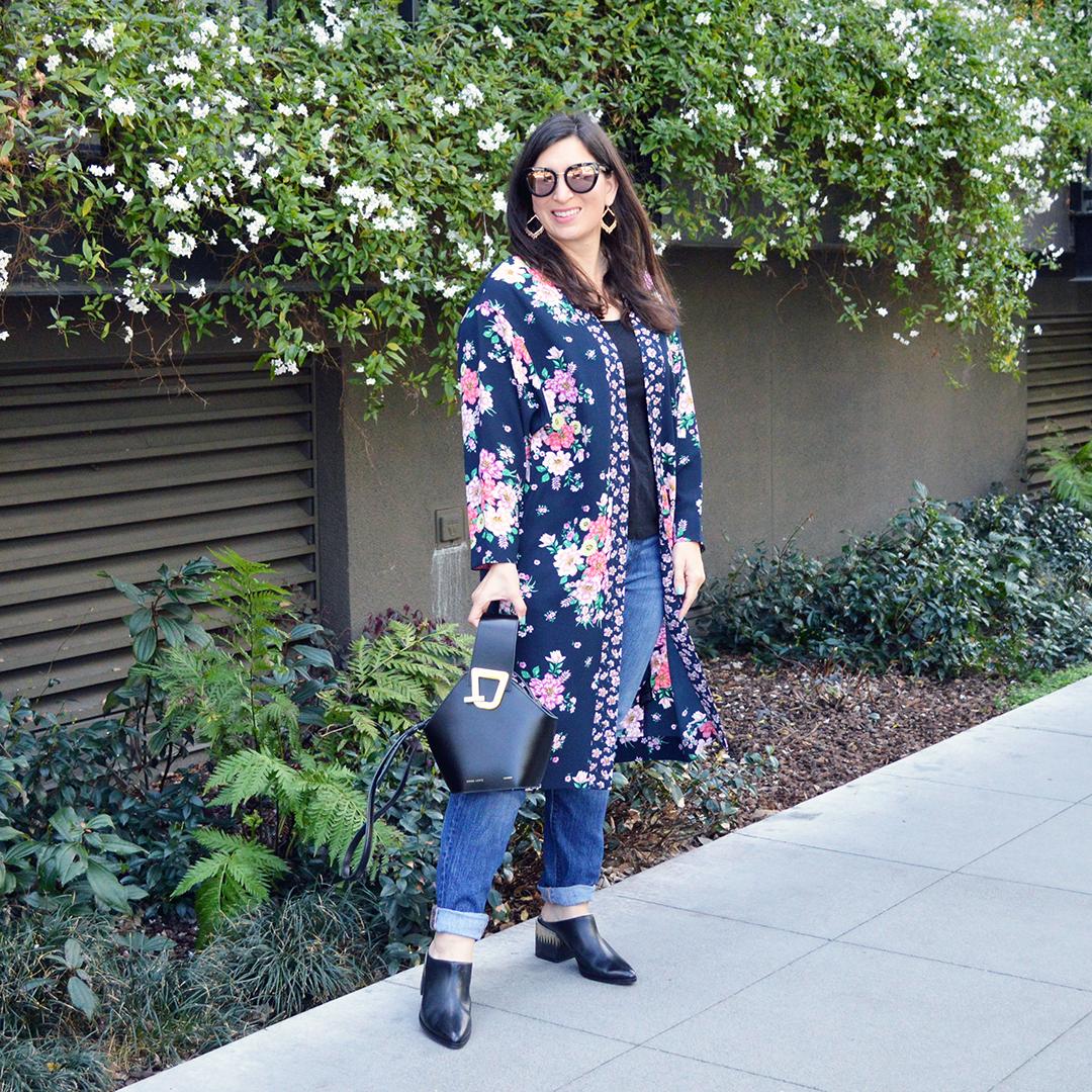 kimono trend spring 2018
