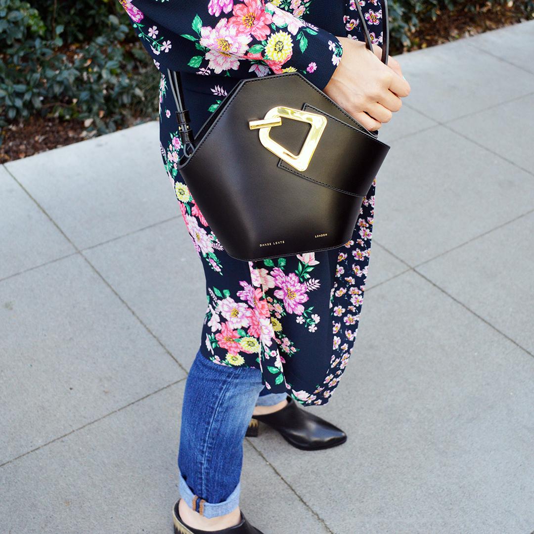 how to style a kimono