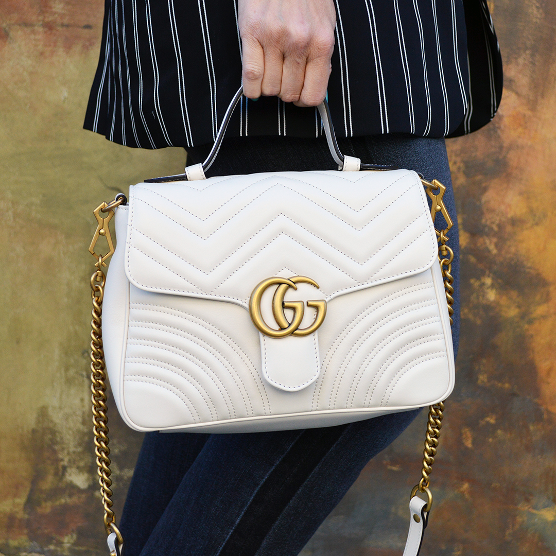 gucci marmont lady bag spring