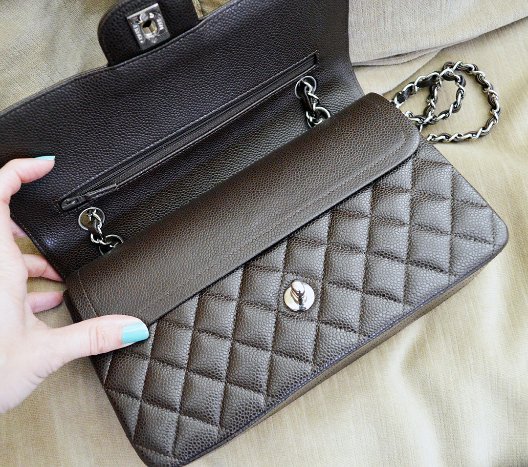 chanel 2.55 handbag review
