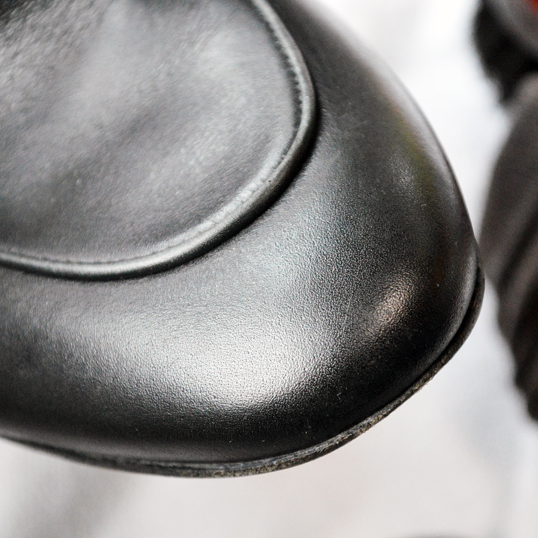 how to polish your shoes at home