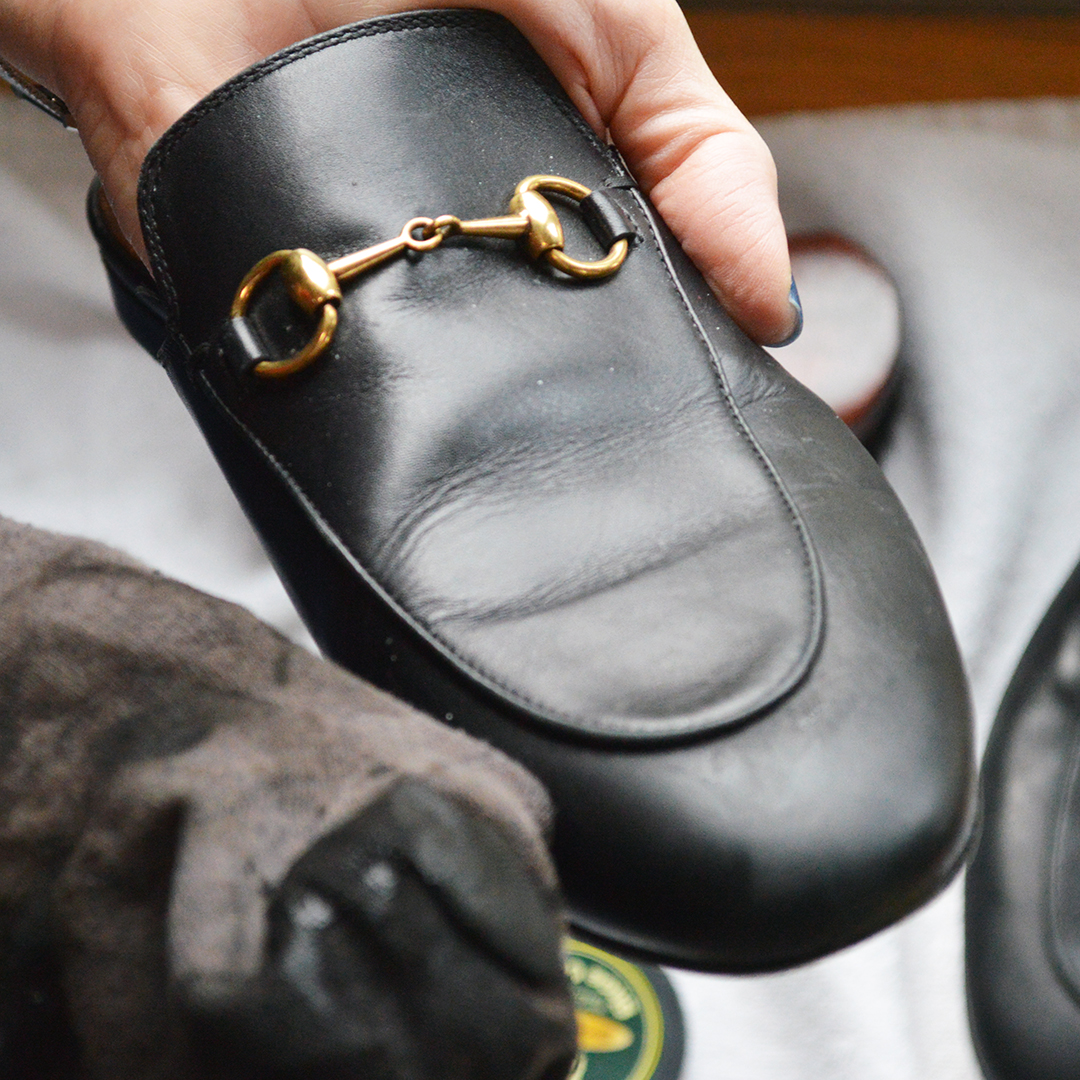 Can You Polish A Matte Leather Shoe