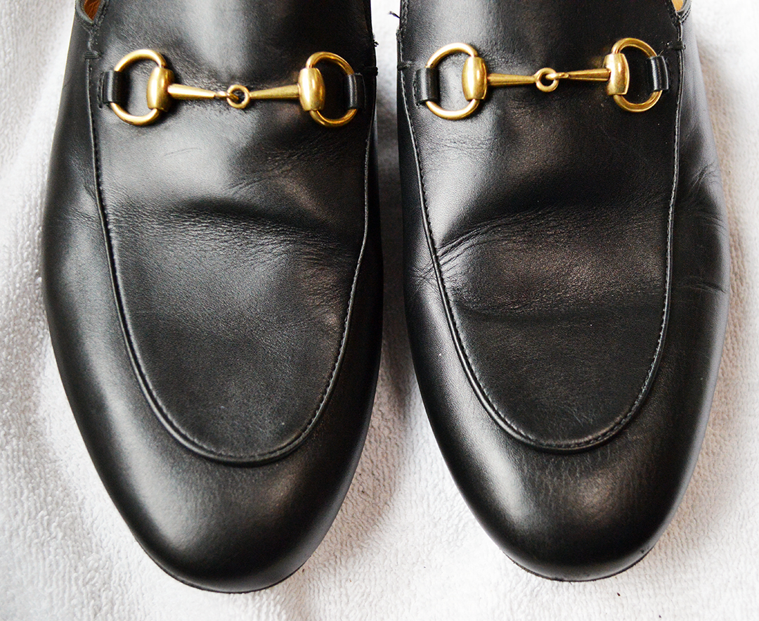 polish your shoes in five minutes