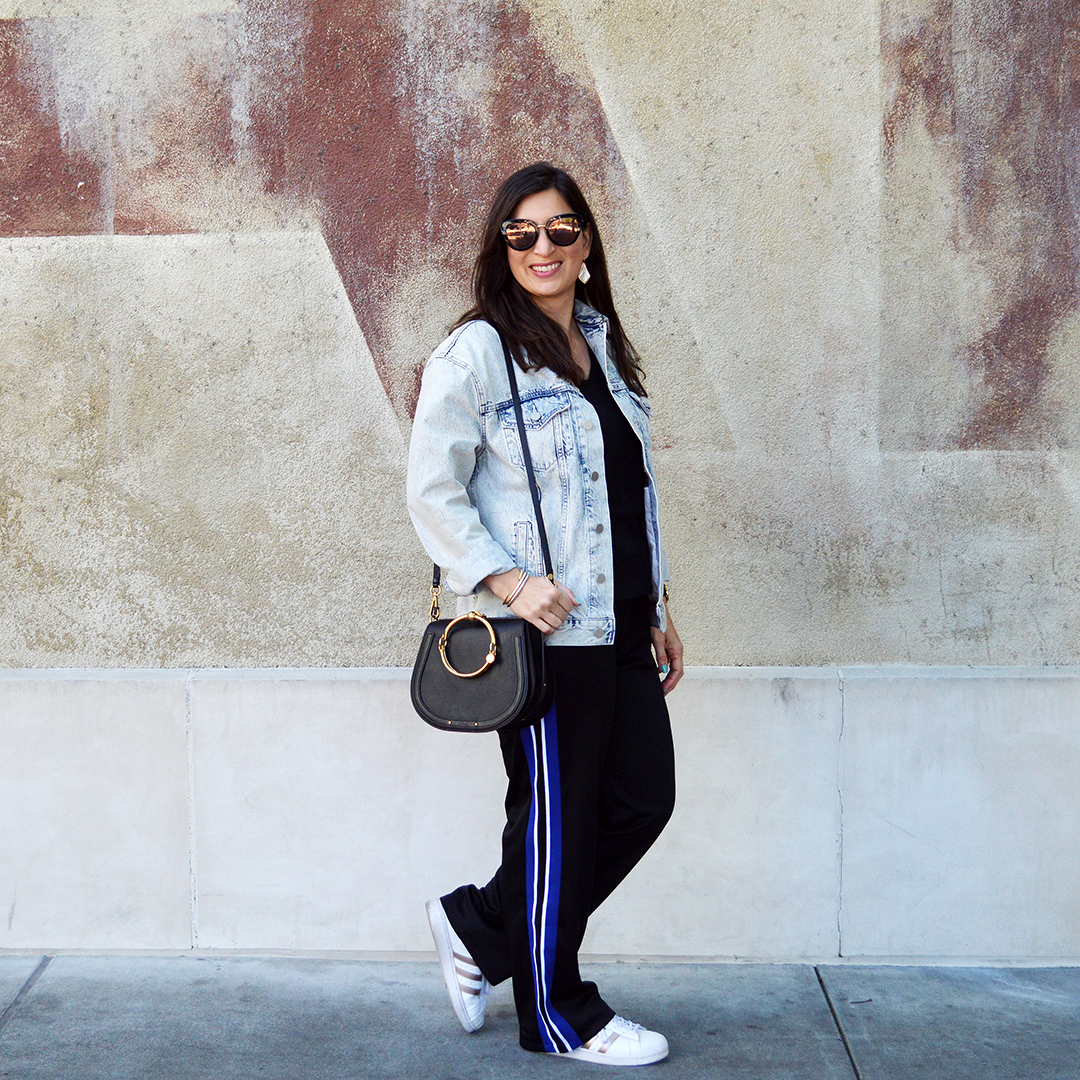 athleisure for spring