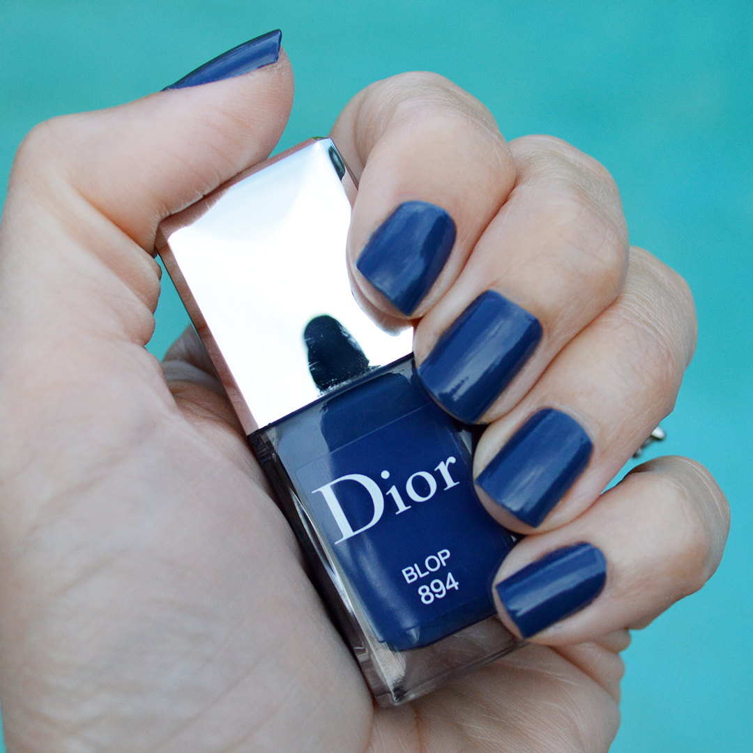 dior blop nail polish summer 2018